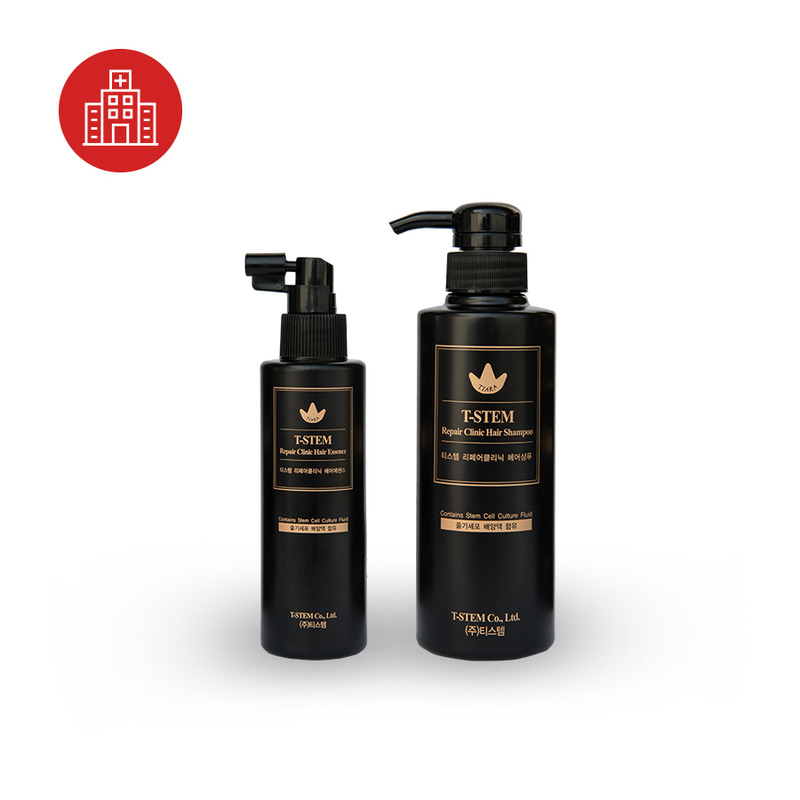 Repair Clinic Hair Shampoo & Essence SET​